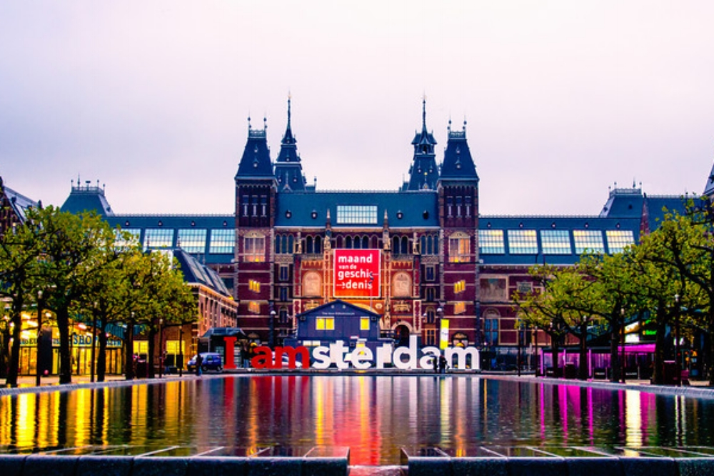 AMSTERDAM - STOCK PHOTO UNTIL GUEST POST IS UP
