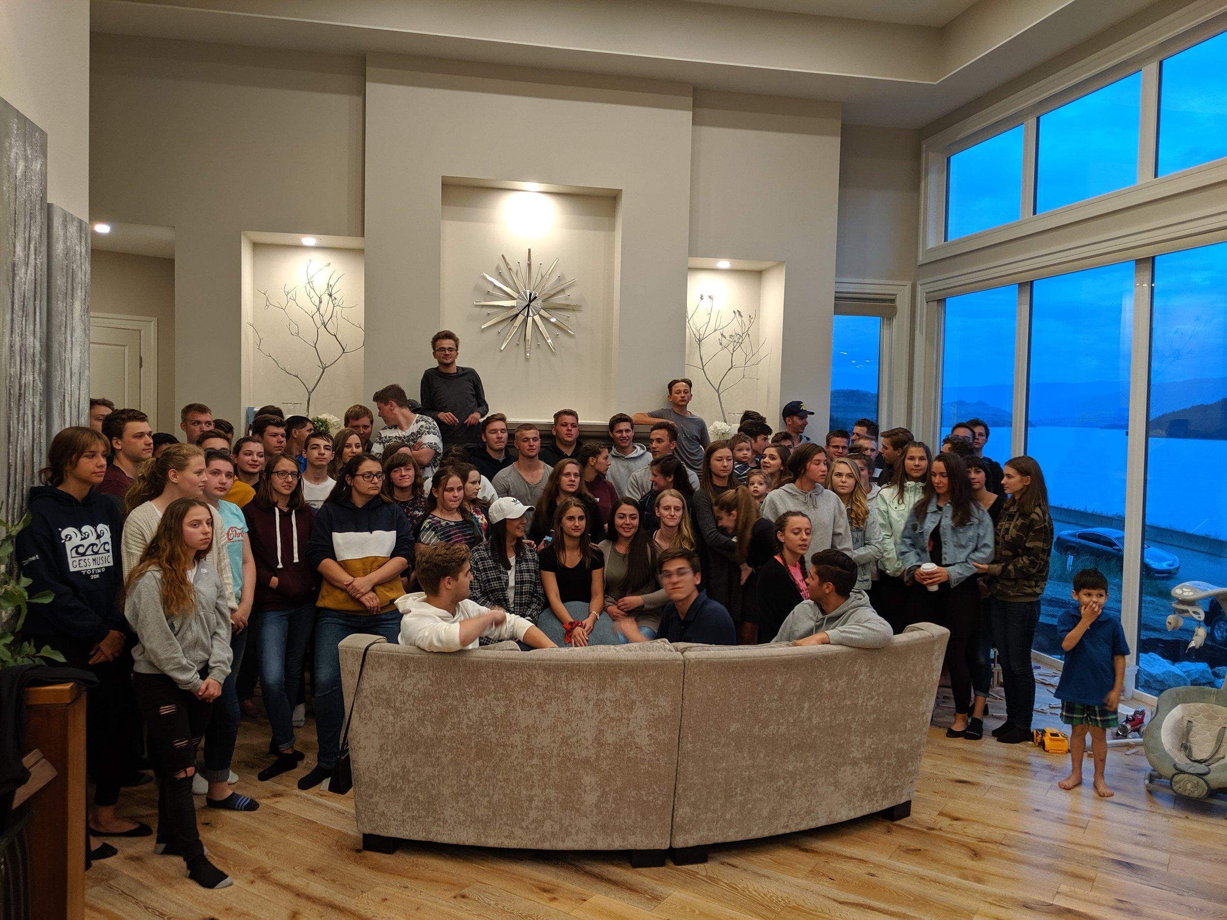 Canada youth trip 2019