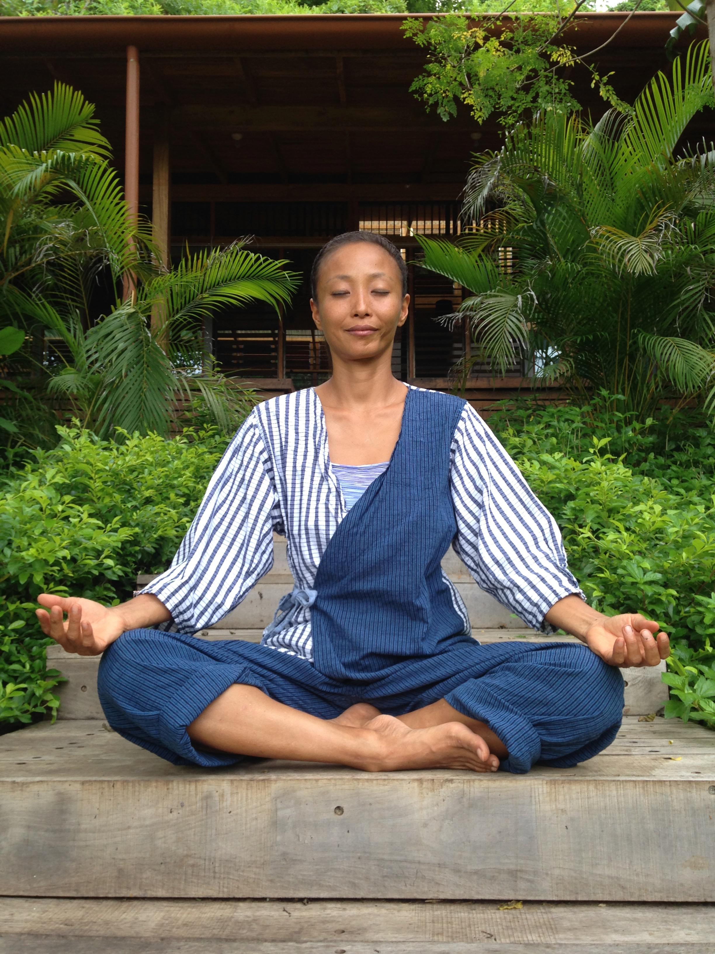オンラインで習得できる 「瞑想ビギナーコース」 も作成。気軽に瞑想を始めたい人に好評で、じわじわと広がっている。