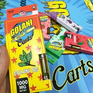 GOLANI CARTS