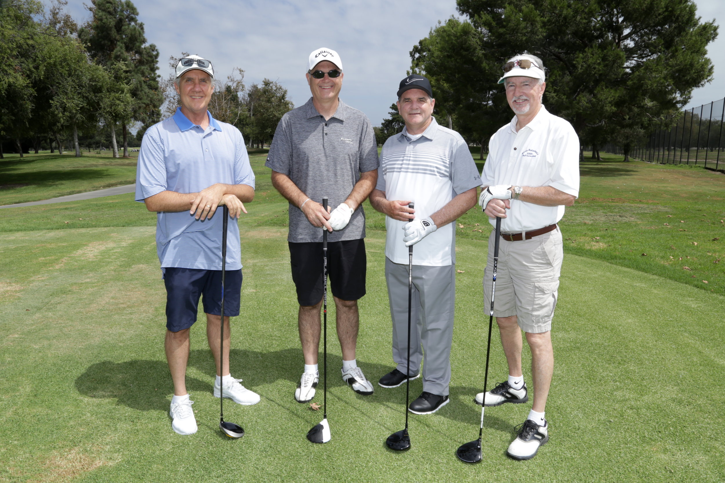 2017 Tee Off For The Heart Foursomes by Mike Palmer - Click here to view more