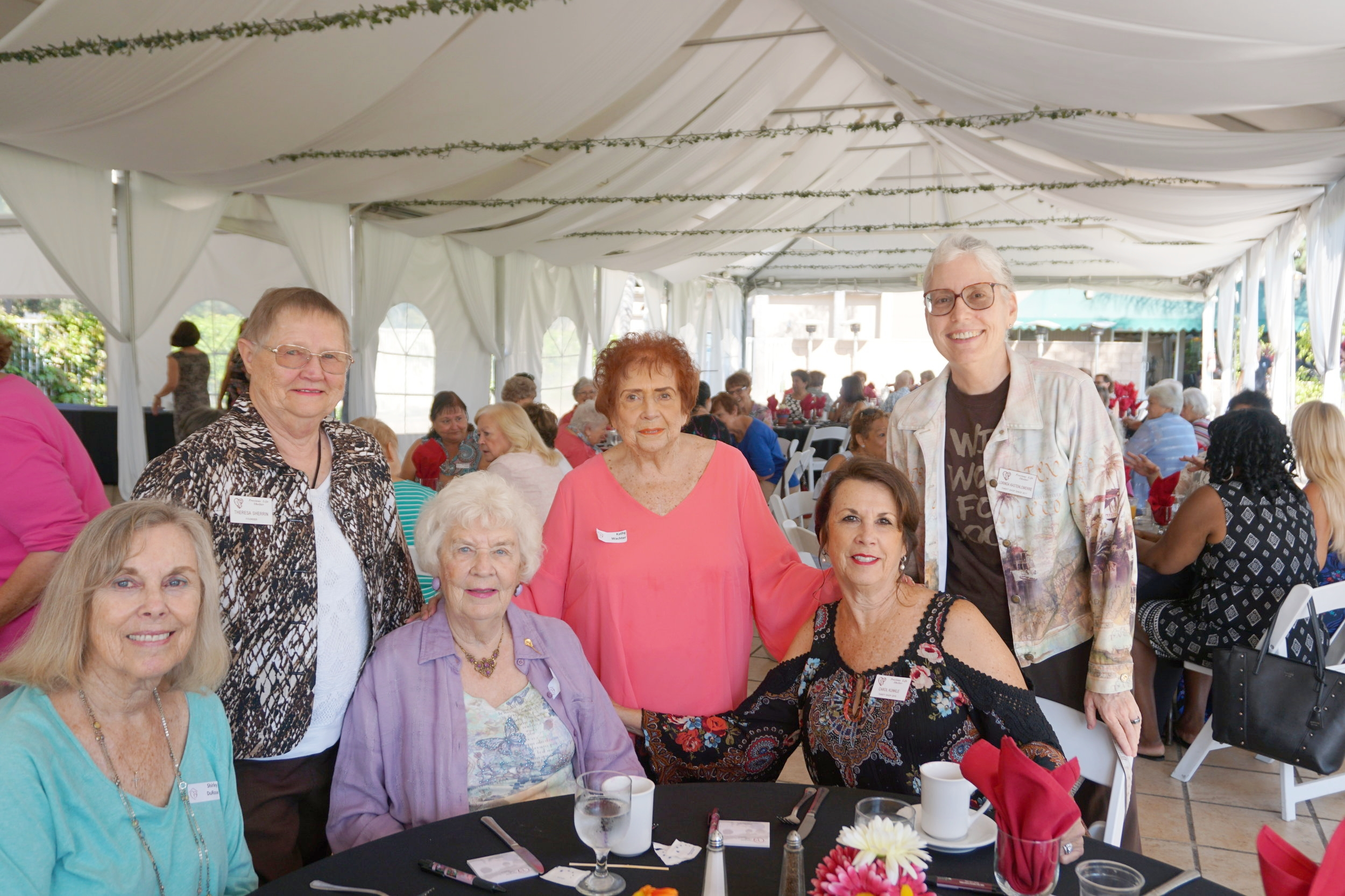 2018 Volunteer Recognition Brunch - Click For More Photos