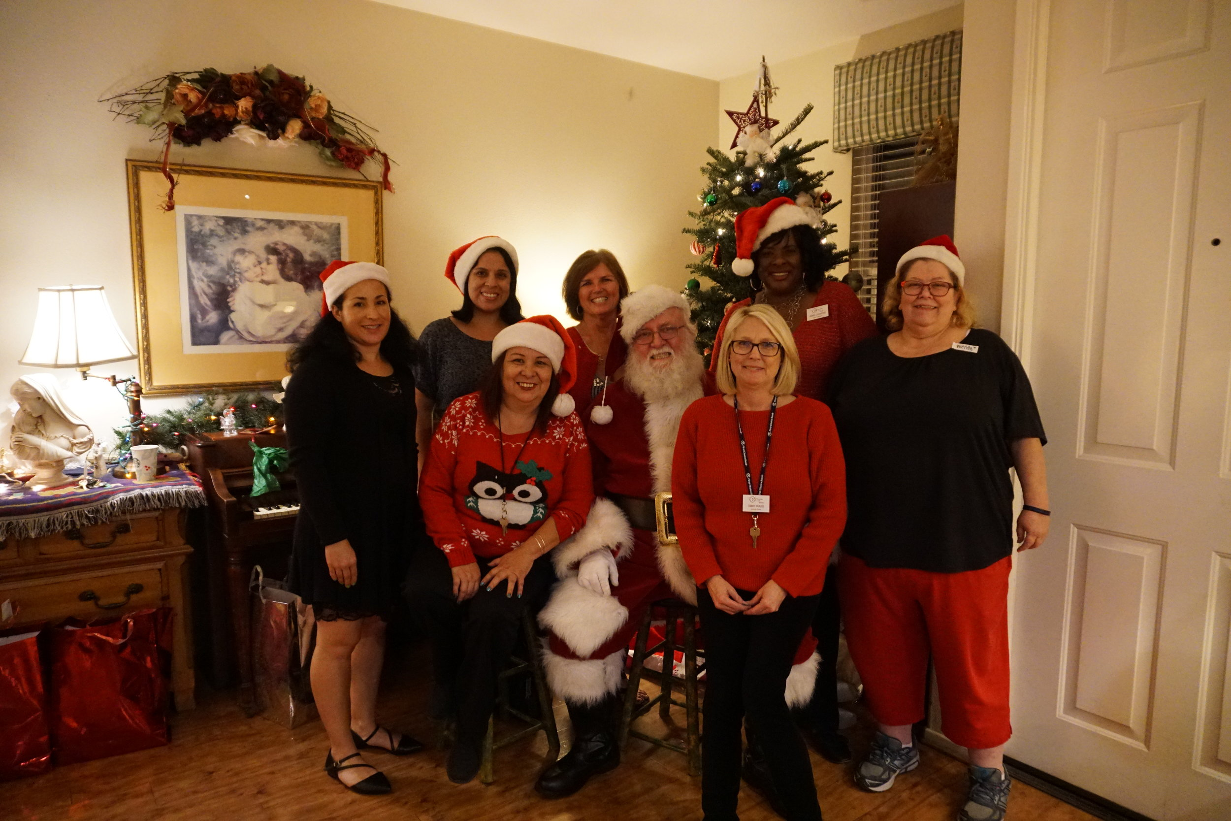 2018 Resident Christmas Party - VIew More Photos