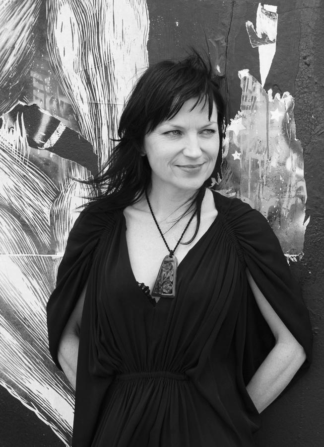 Portrait by Carla Coulson