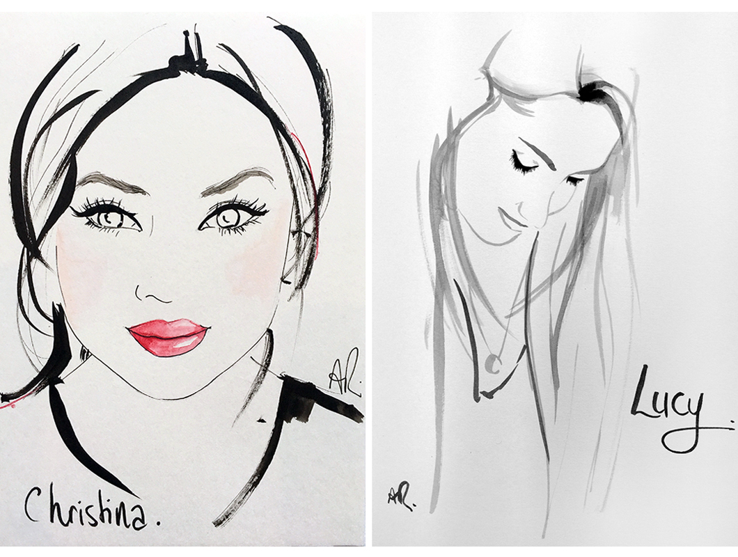 Head shot brush & Ink portraits.jpg