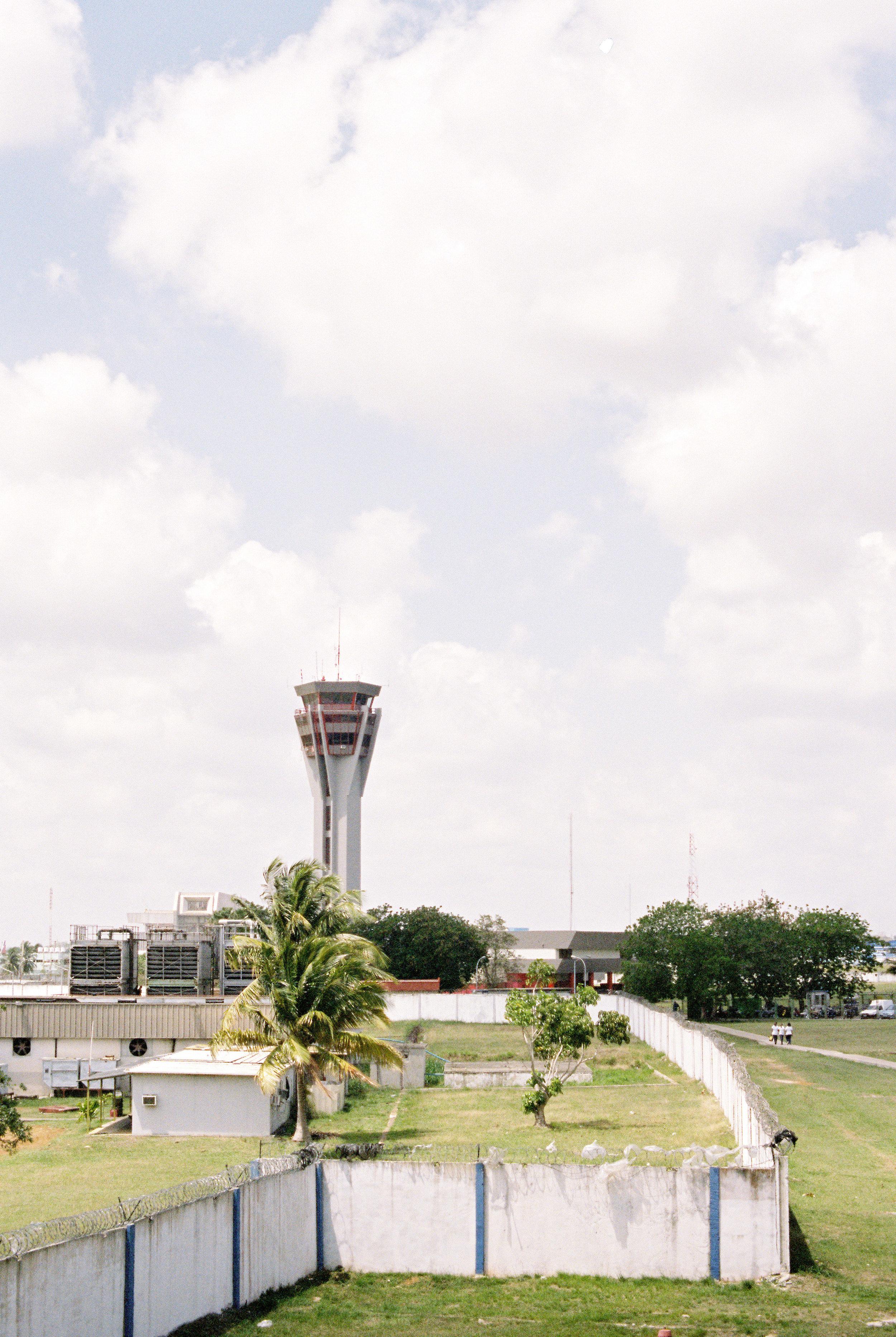 The Havana Airport