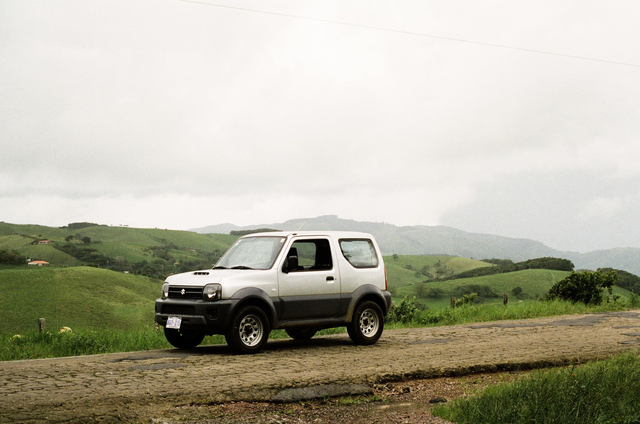 Suzuki Jimney