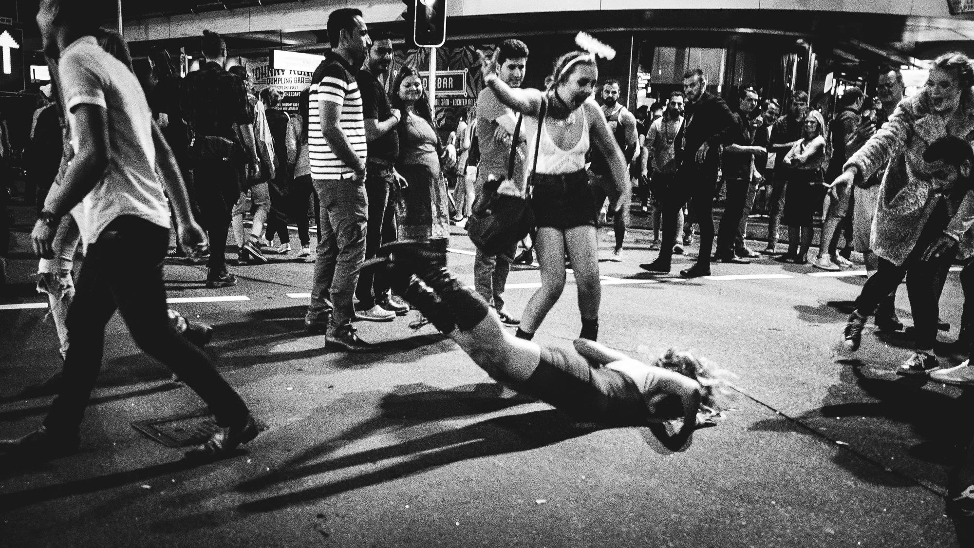 Sydney Mardi Gras 2017 - Street Photography