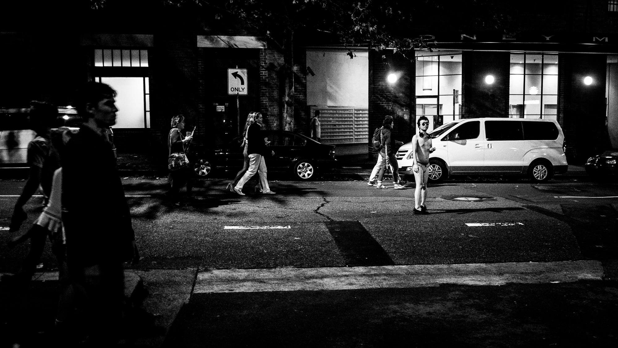 Sydney Mardi Gras 2017 - Street Photographer