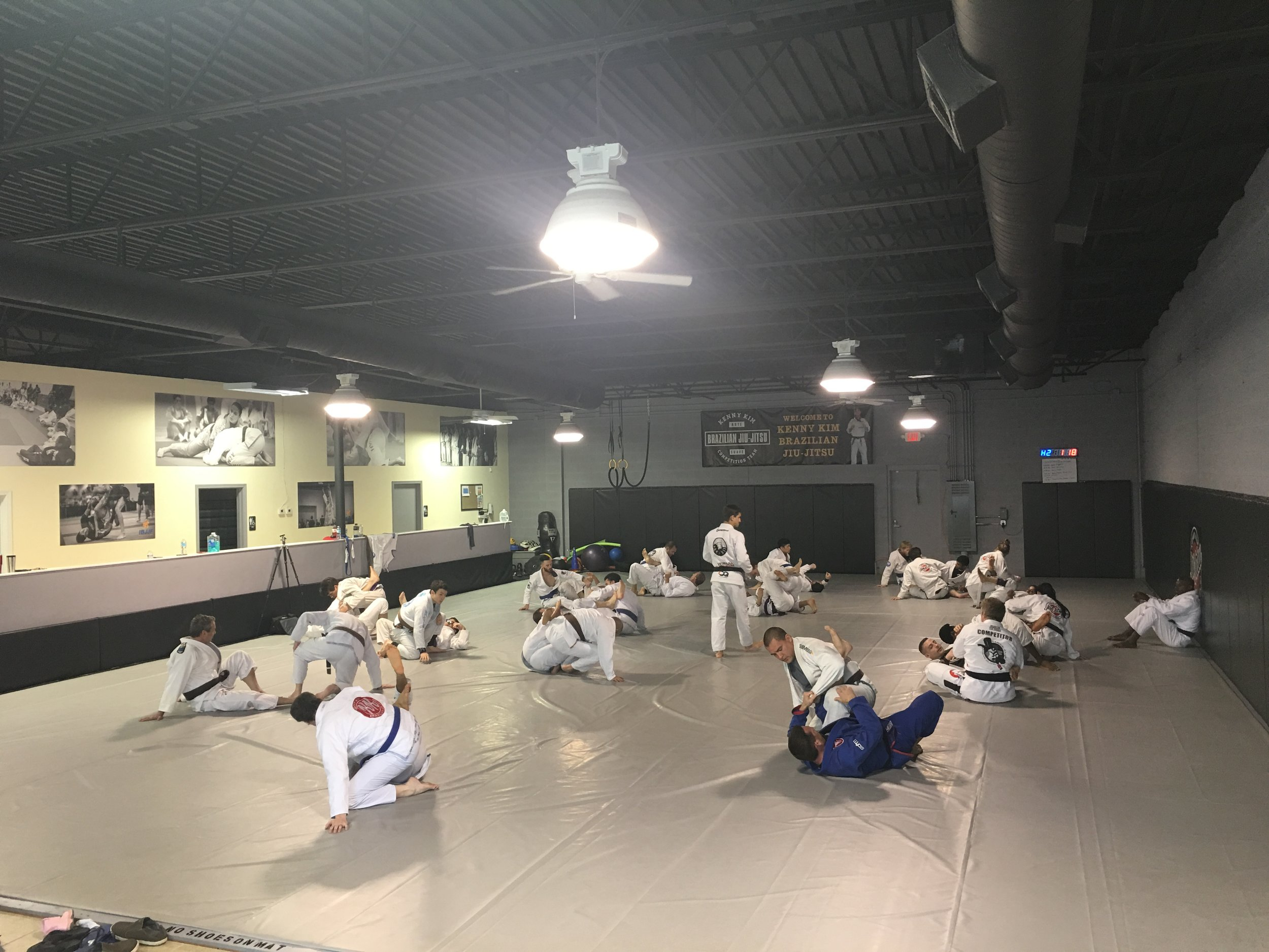 Thank You all who supported and attended the seminar taught by Samir and Quexinho. We hope you picked up some cool techniques and concepts and really appreciate the support. Next we will be hosting the ATL Open (Fall) camp with multiple black belts and team mates.
