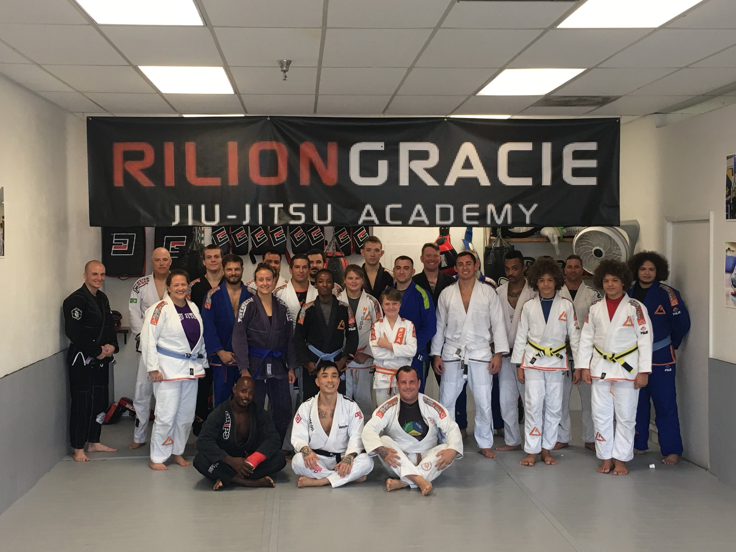 Thor at Rillion Gracie Panama City Beach, FL