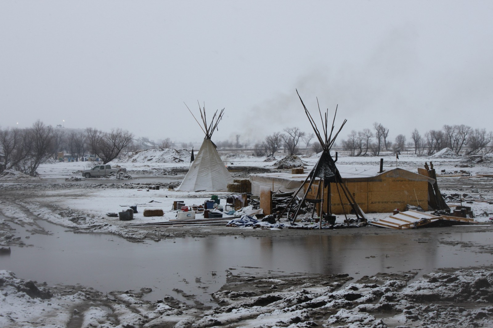 The True Story of How Standing Rock Fell - Medium | March 4, 2017