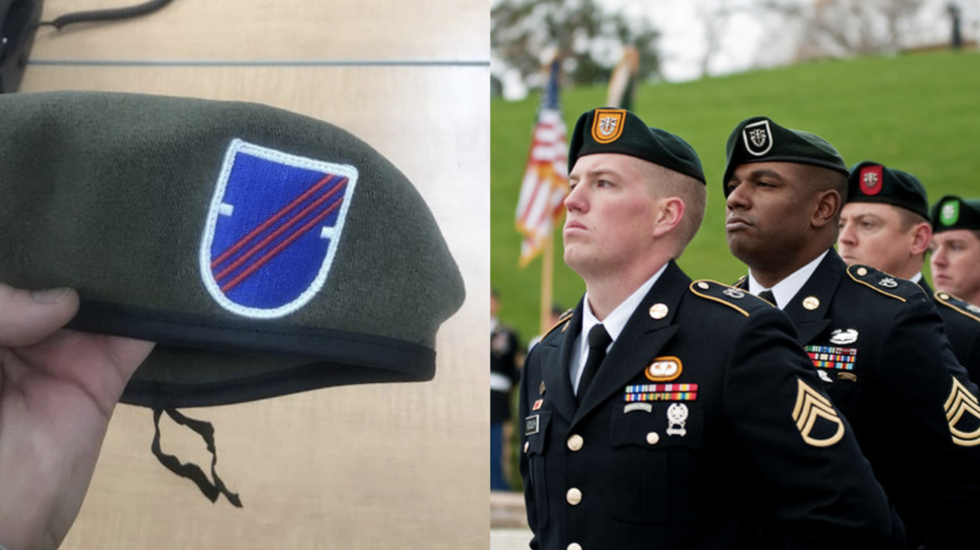 Tempers Flare Among Special Forces Vets Over New Unit's Beret — and Mission - Task & Purpose | October 29, 2017