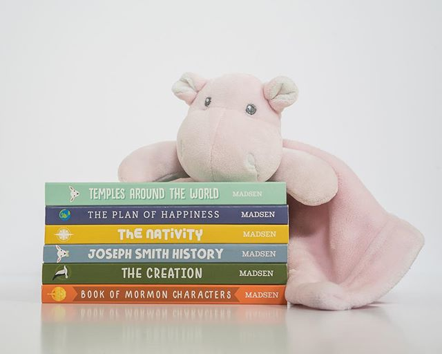 Our books make perfect baby shower gift for either gender! Don't forget free shipping on orders of $30 or more with code LDBSHIP! We also offer 10% off if you buy at least 6 books with code BUNDLE6 📸: @kaylastewartphoto  #babyshower #babyshowergift #books #babybooks #scripture #lds #latterdaysaint #churchofjesuschristoflatterdaysaints #churchofjesuschrist #temples #bookofmormon #kids #children #babies #ldsgeneralconference