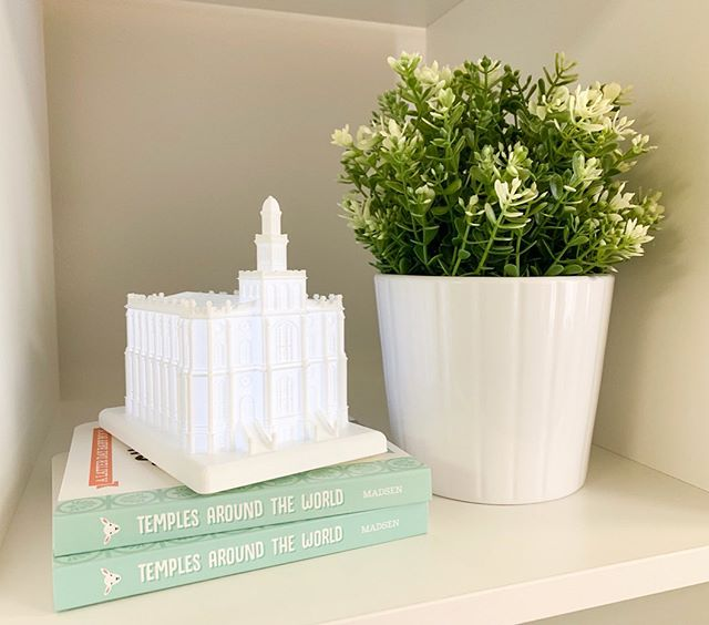 GIVEAWAY!! Look how cute these little temple nightlights are by @simplycelestialdesigns! We are giving away a temple nightlight and two Temple books! Winner gets to choose which temple nightlight they want. Check out their Instagram to see their selection!! To enter: 1. Follow @simplycelestialdesigns and @latterdaybaby. 2. Like our last 5 posts. 3. Tag 5 people in the comments! Giveaway closes in 24 hours!
