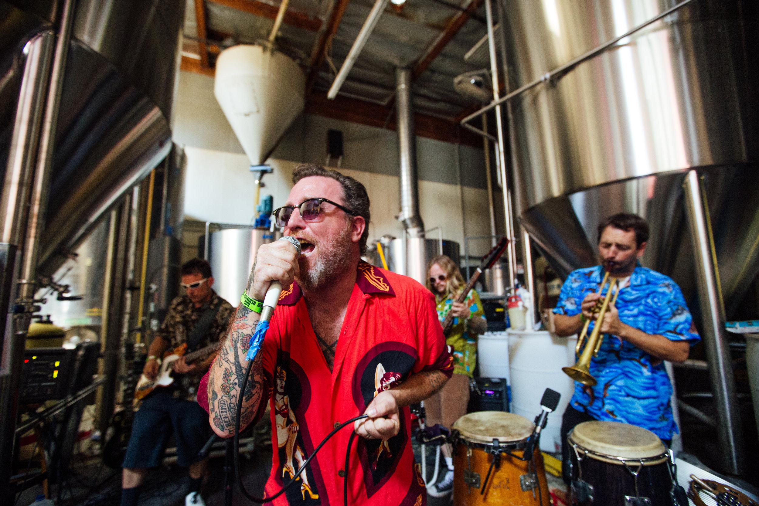Brew House Party | Davis Gerber Works