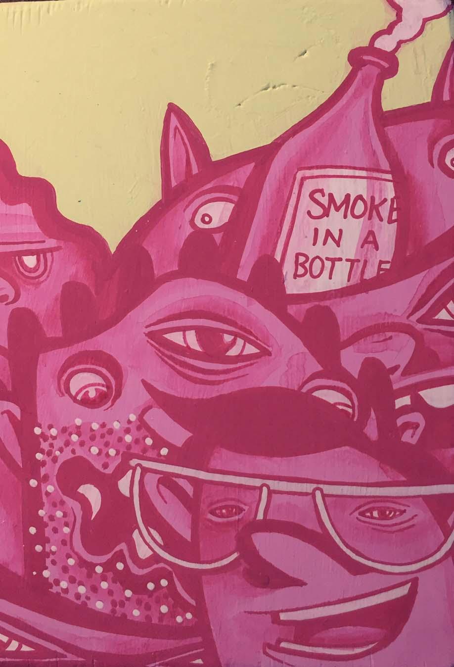 Smoke In A Bottle