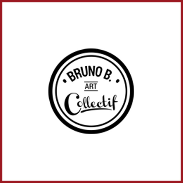 SIGN UP TO KNOW ABOUT UPCOMING BRUNO B. ART COLLECTIF EVENTS