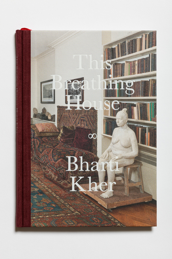Books  | September 2016 | This Breathing House  Published on occasion of the exhibition of the same name held at the Freud Museum from September to November 2016, 'This Breathing House' offers an intimate view of Indian artist Bharti Kher's installation in Sigmund Freud's final home in London.  More.