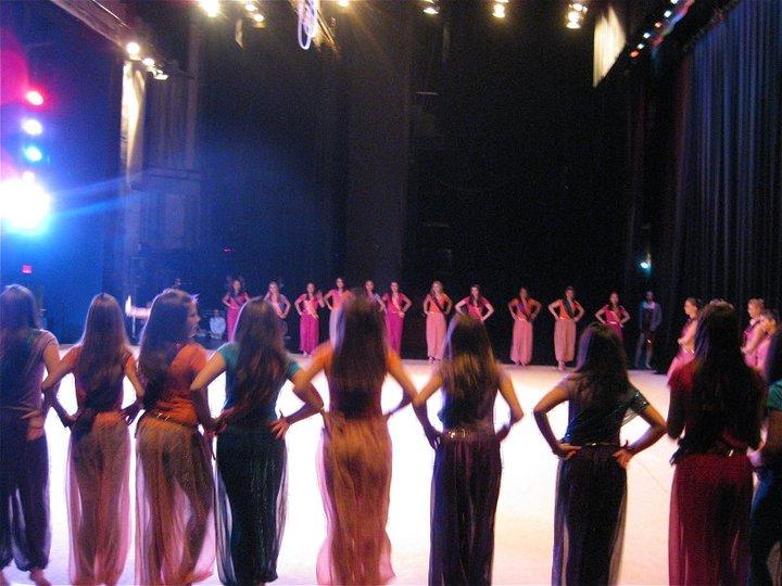 Bollywood dancing at the Koop Cup 2011