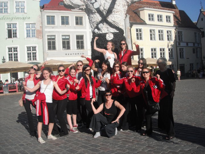 Highlight from our trip to the AGG World Championships in  Estonia 2011