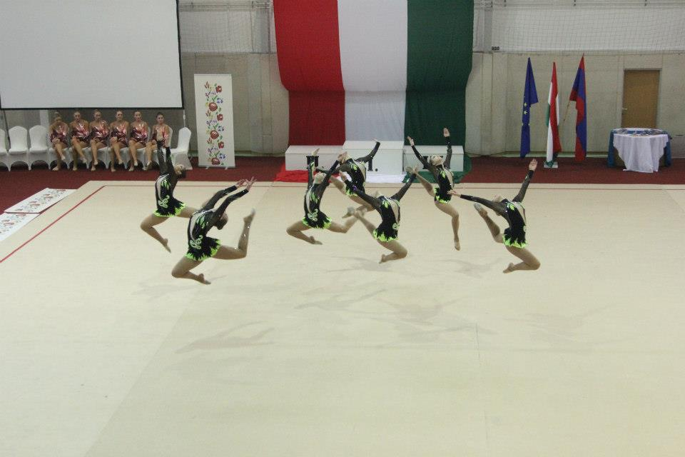 Sara Romanyuk , Marie Bouffet , Keren Plotnikov , Laura Christine T , Blanche Lu-Sullivan and  Ana Kalo in Bulgaria