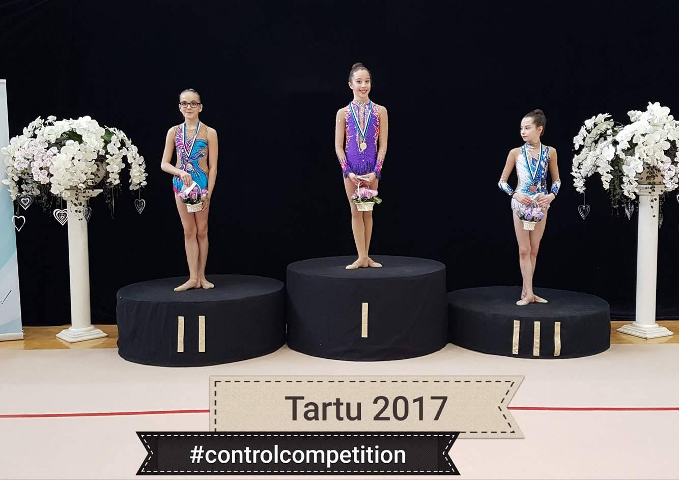 Kalev Estienne novice Sianna Tsakiridis is participating at RG Camp in Estonia, Tartu. Today she got first place at control competition in Tartu. The best score was given for free routine (11,65). Next weekend all our girls will compete at Eastern Regionals in Toronto! #kalevestienne  #canada  #estonia  #camp  #controlcompetition