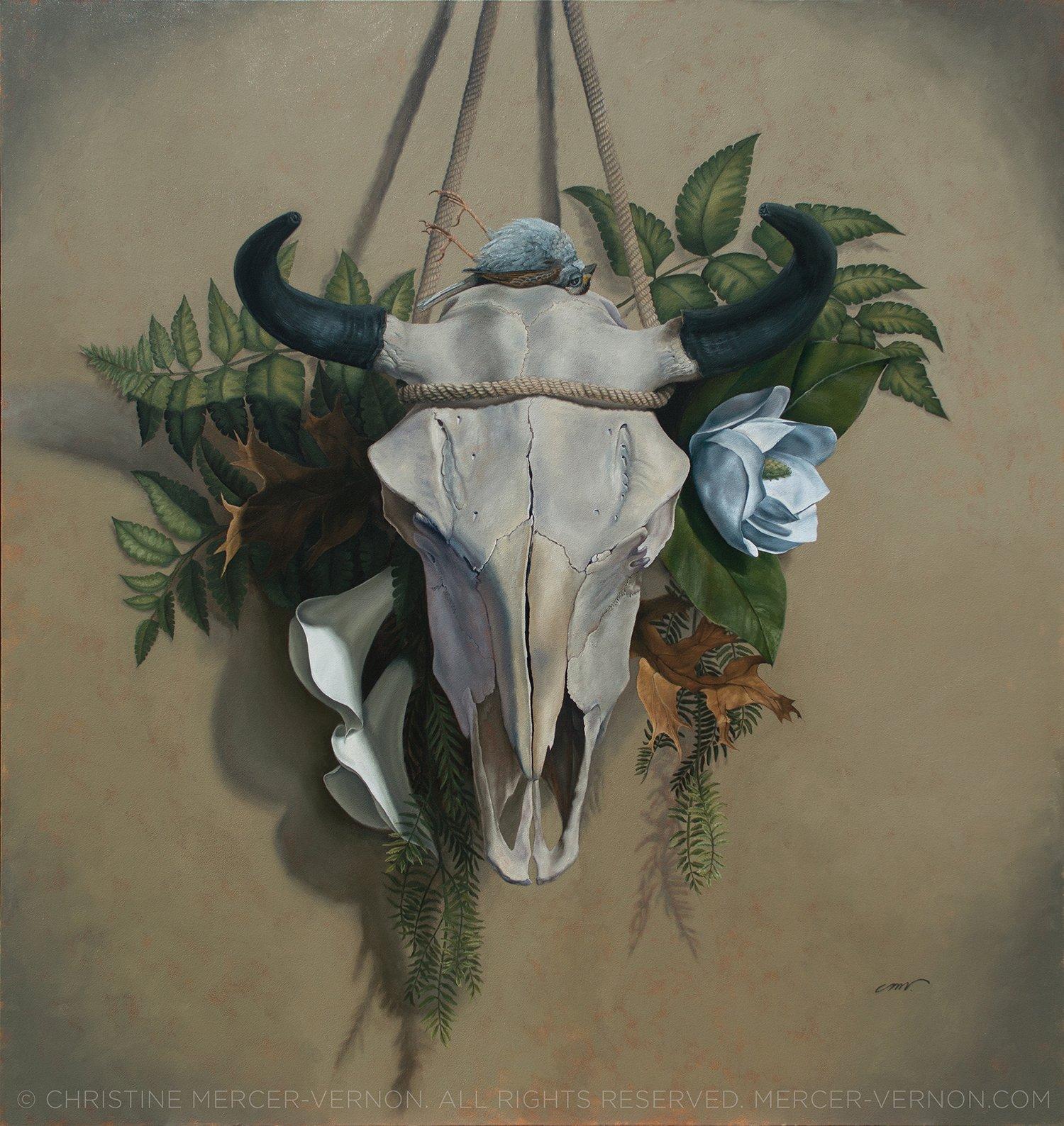 after death, life Credit: Christine Mercer-Vernon