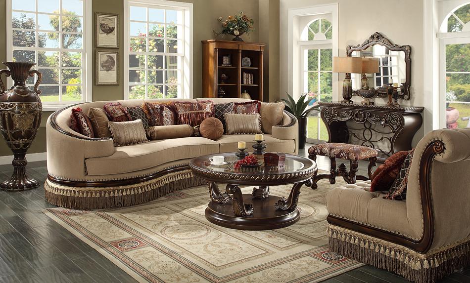 Hd 1629 Oversized Sofa Casa Bella, Casa Bella Furniture
