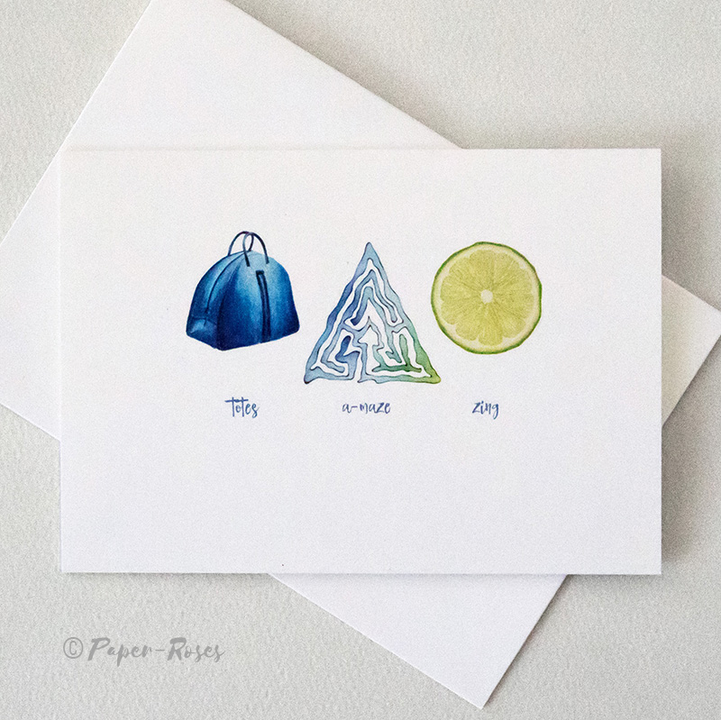 Paper-Roses | Greetings Cards | Totes amazing card