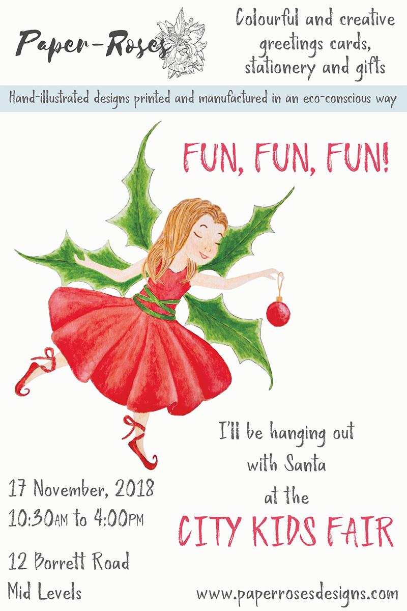 Paper-Roses   Events   City Kids Fair   17 November 2018
