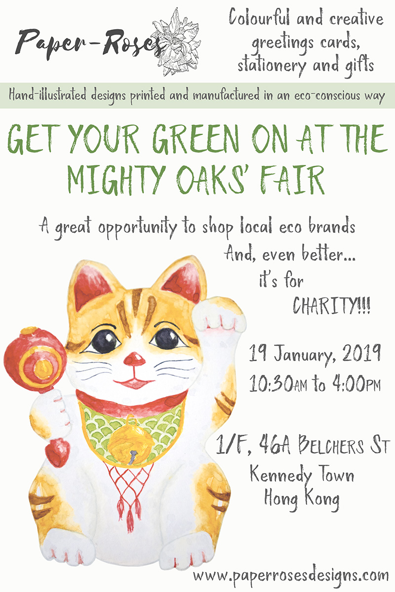 Paper-Roses | Events | Mighty Oaks Green Fair | 19 January 2019