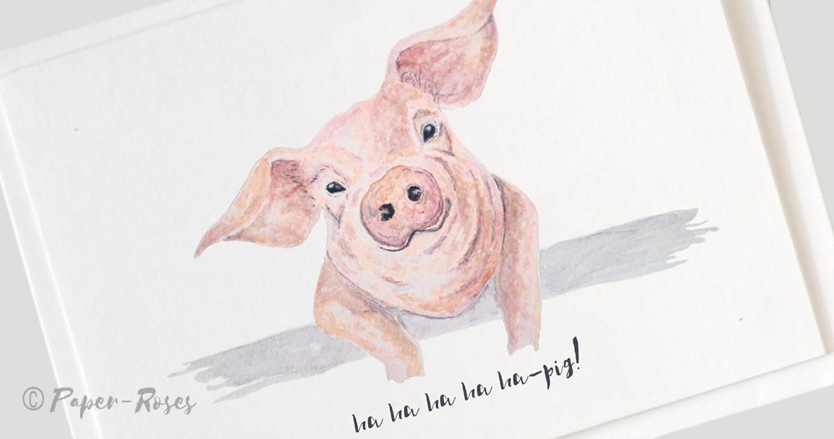 Paper-Roses | Greetings cards | Ha-pig