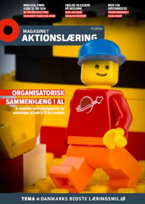 Magasinet aktionslæring – vol 1: ''Danmarks Bedste Læringsmiljø'', Ambios   Hent her