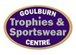 Goulburn Trophies and Sportwares