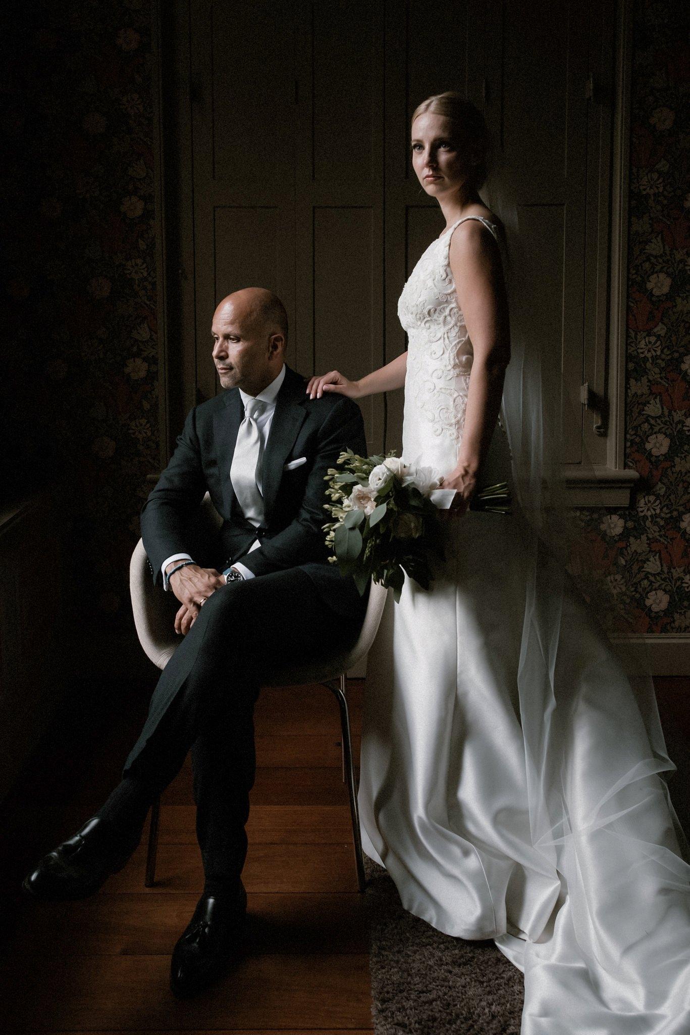 Bruidsfotografie Buitenplaats Sparrendaal