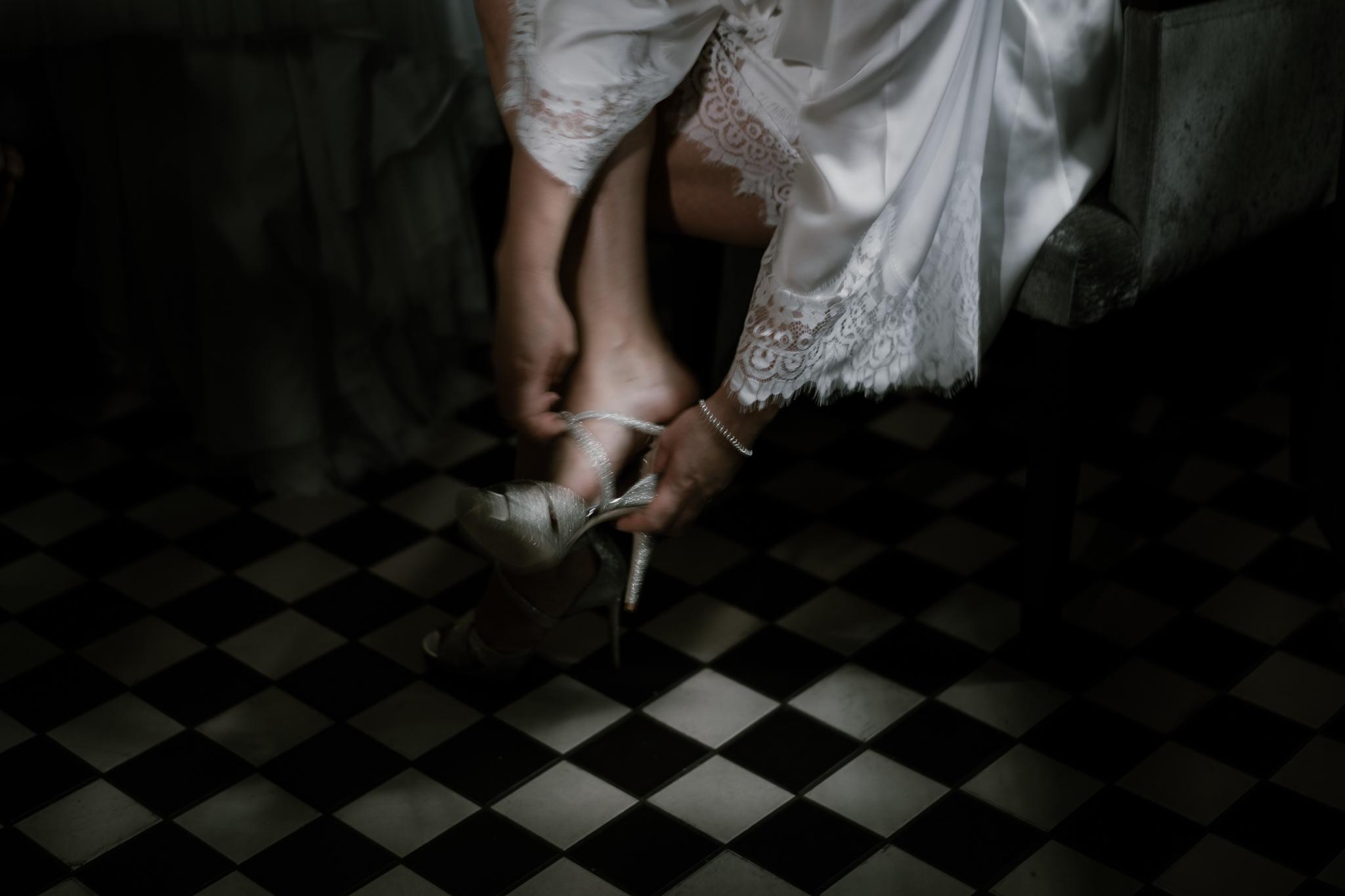 Artistieke bruidsfotografie