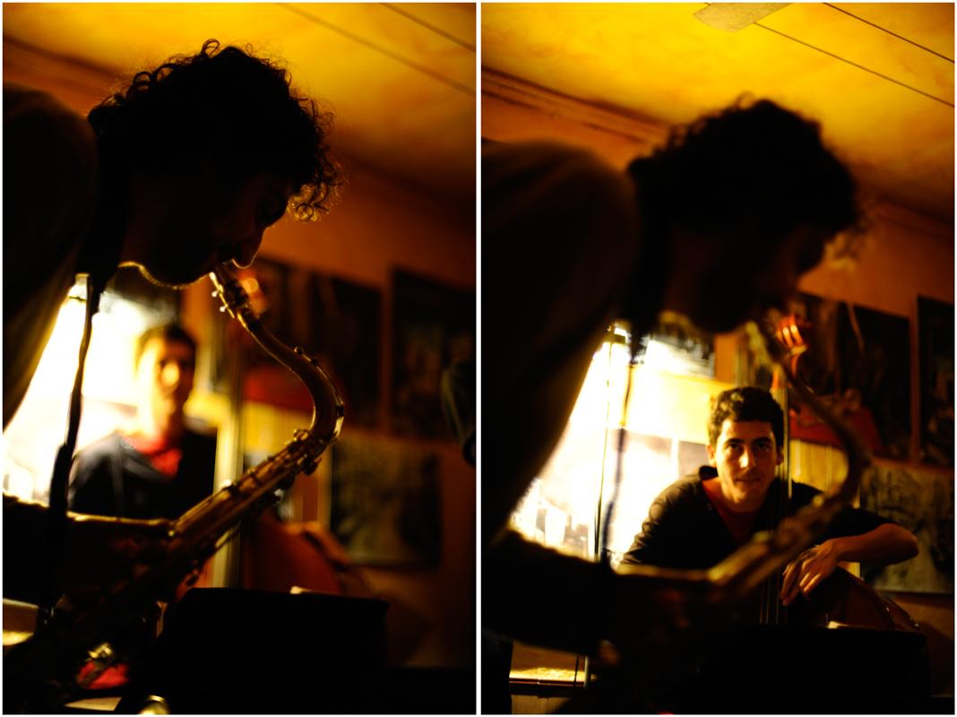 "with Filippo ""Sonny"" Orefice, live in Verona 2015"