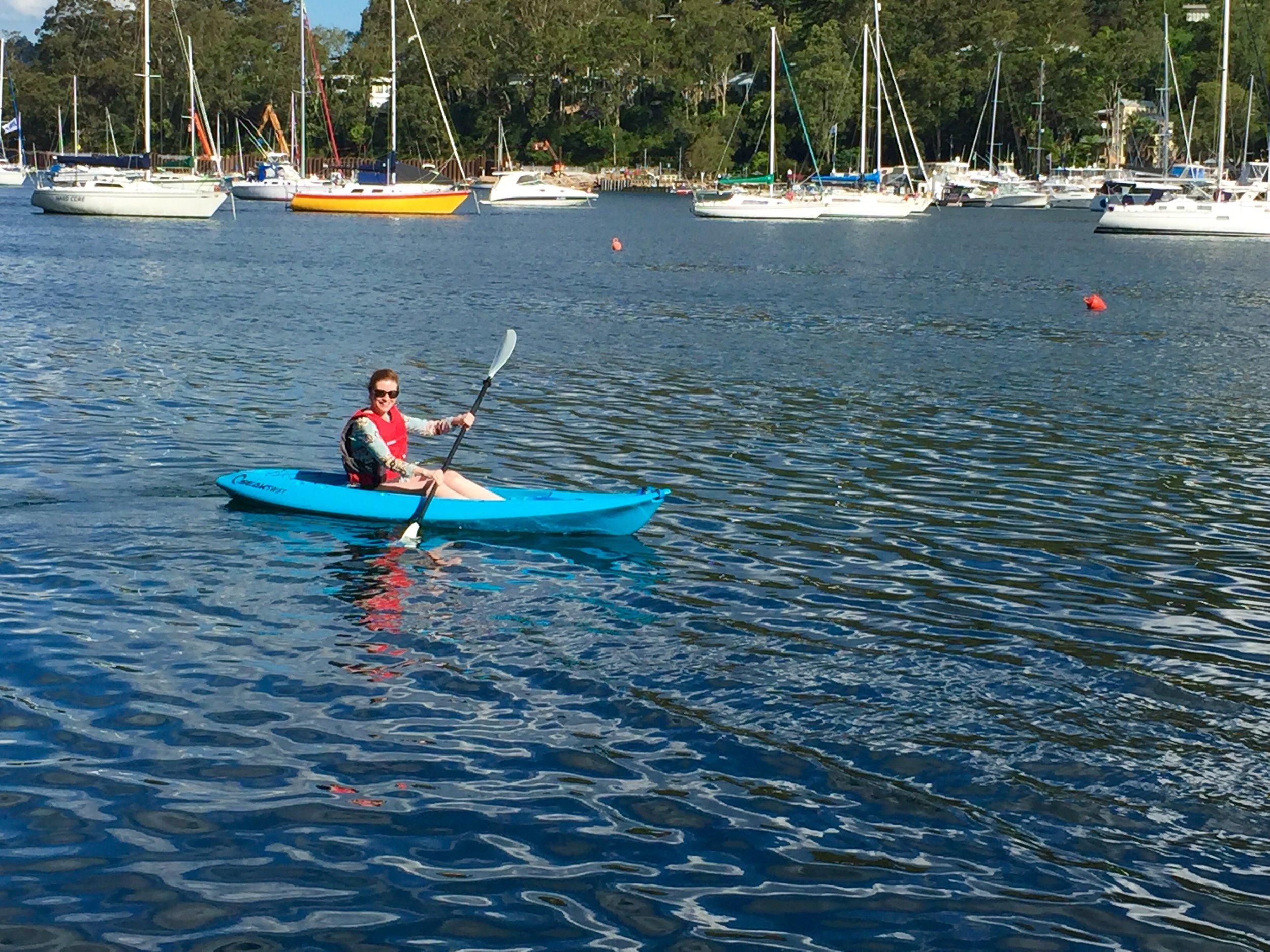 Kayaking in the Pittwater.jpg