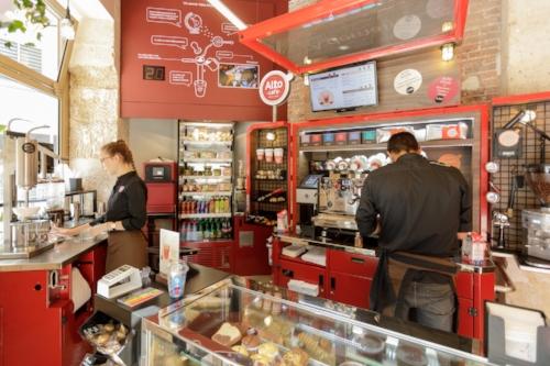 Flagship Alto café Rue Rivoli à Paris