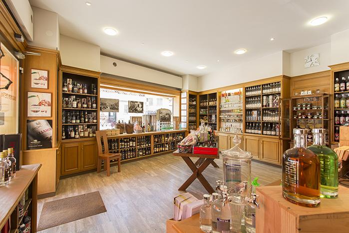 Magasin de la Distillerie Morand, Martigny