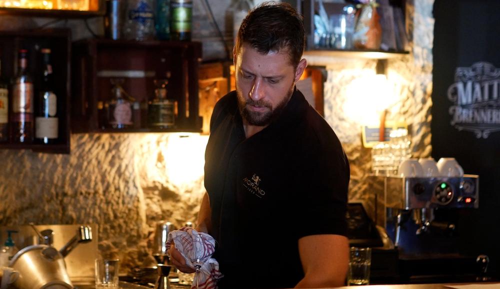 Julien Pinieri, Events Manager, Distillerie Morand