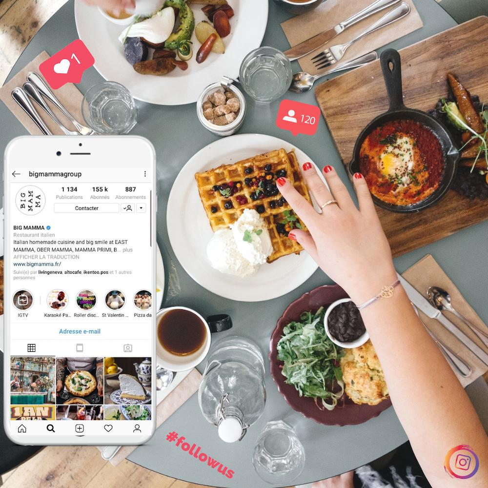 Instagram app restaurant iKentoo caisse enregistreuse iPad 3.png