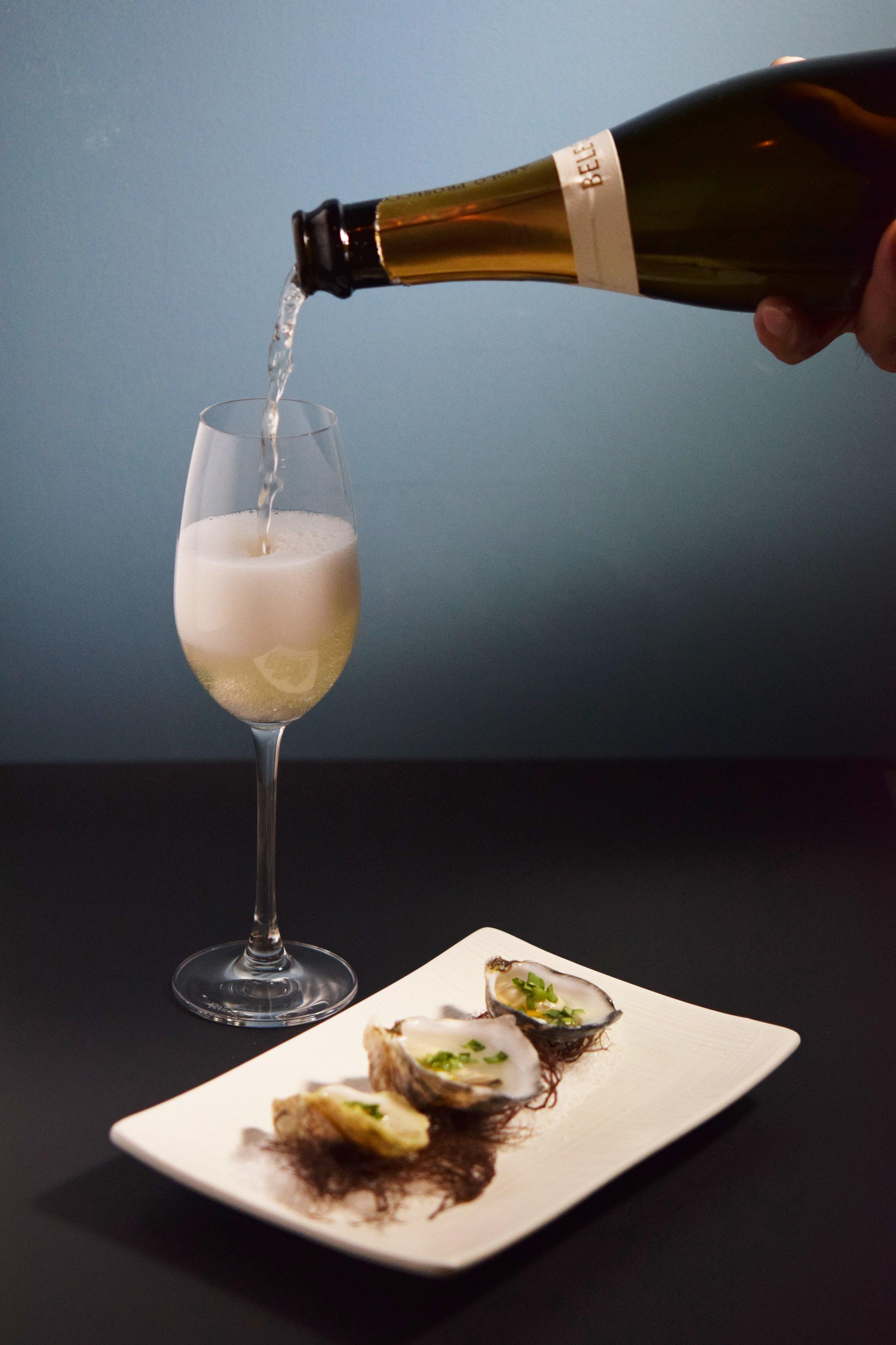 """""""PAI Celebration"""" Oysters + Bubbles"""