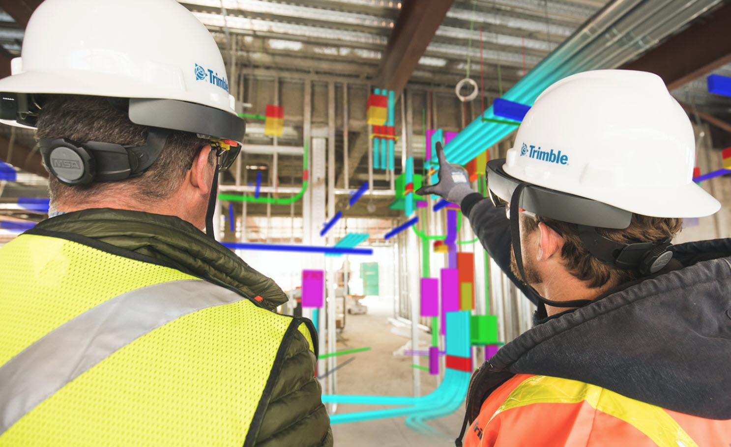 Supervisors can discuss the project and outcome of audits to enable improved processes and installation procedures. As a secondary usage training on installation can also be carried out on the HoloLens.