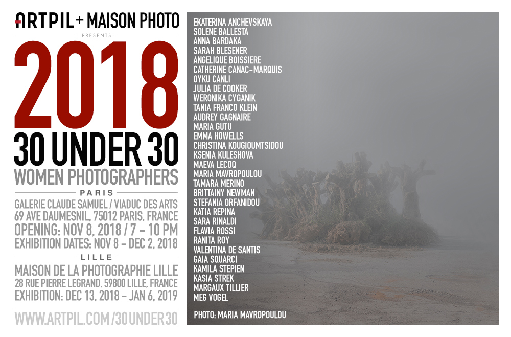 30 under 30 women photographers 2018 Maria-Mavropoulou