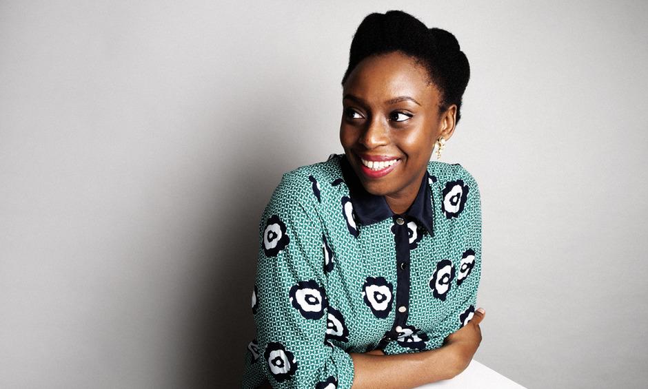 Chimamanda Ngozi Adiche
