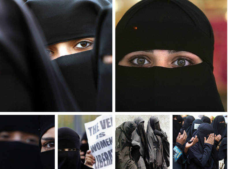 Muslim Girl Niqab