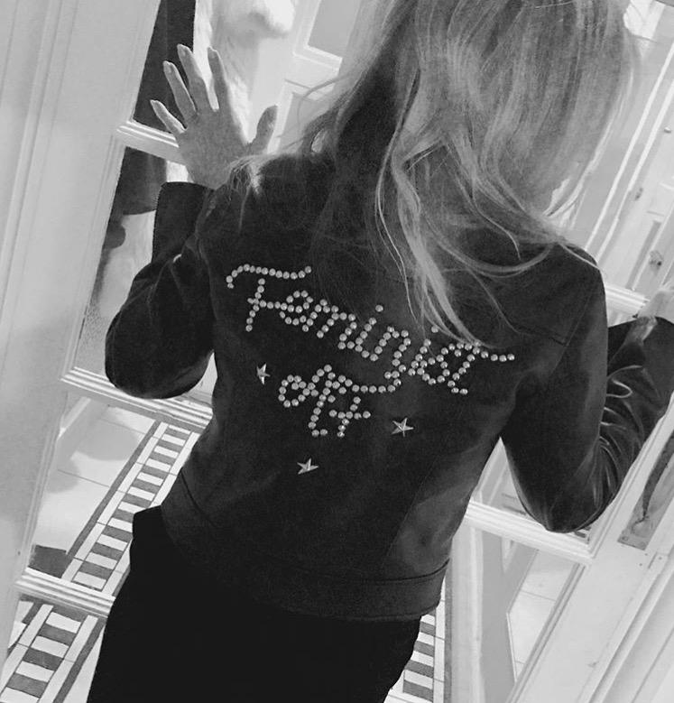 Feminist Leather Jacket