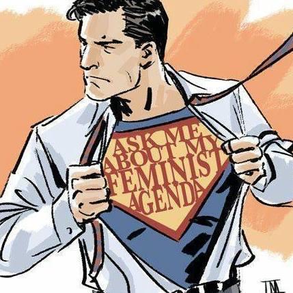 Superman feminist